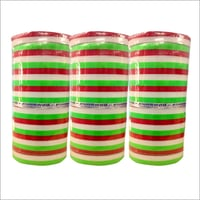 HDPE Monofilament Red and Green Filter Cloth