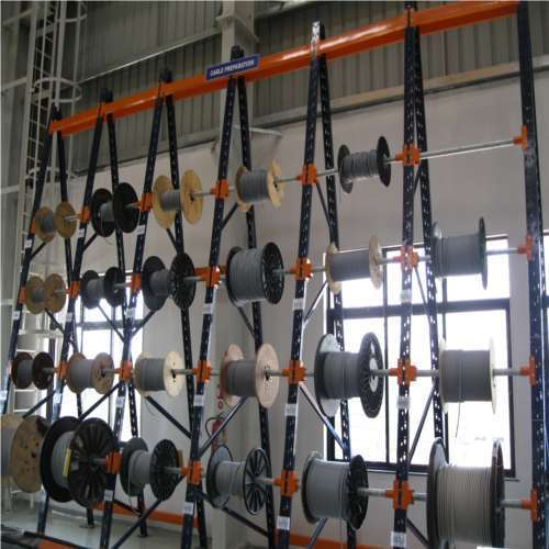 Cable Drum Storage Rack