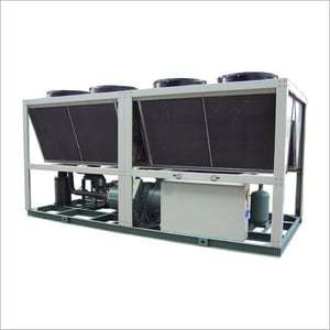 Industrial Air Cooled Chiller