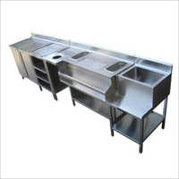 SS Bar Counter