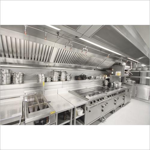 Commercial Exhaust Ventilation Equipment