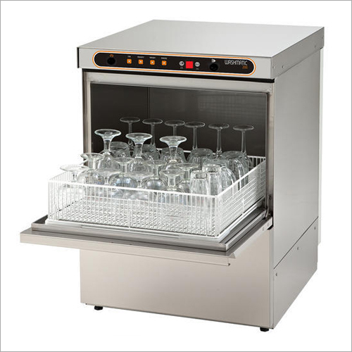 Glass Dishwasher Machine