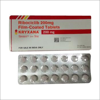 200-mg Ribociclib Tablets