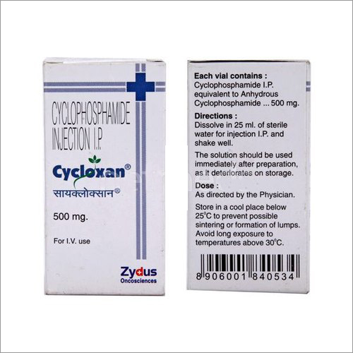 Cyclophosphamide Cycloxan Injection