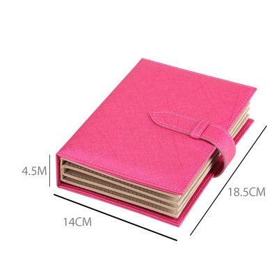 Portable Earring Storage Book