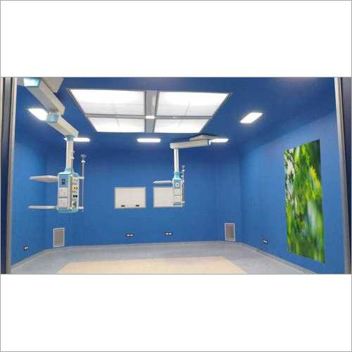 Glass Modular Operation Theatre