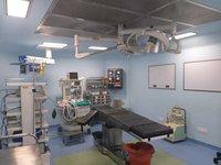 Glass Modular Operation theater