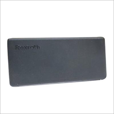 45x90mm Black Bosch Rexroth End Cap
