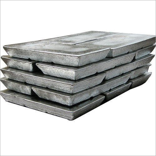 Industrial White Metal Ingot