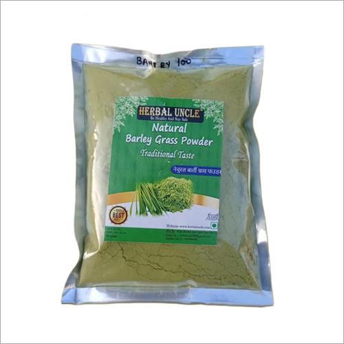 Natural Barley Grass Powder