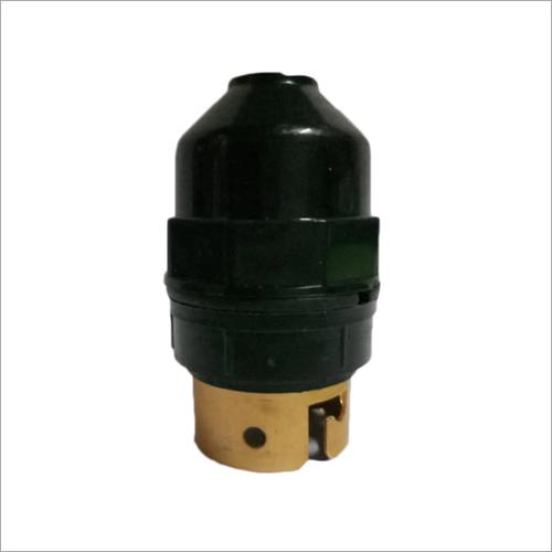 Black Pendent Bulb Holder