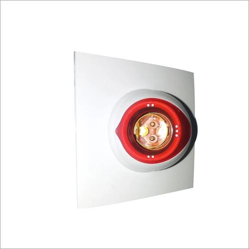 Plastic Oval Angle Bulb Holder