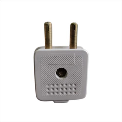 Plastic 2 Pin Plug Top