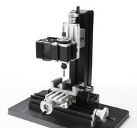 Micro Metal Milling Machine