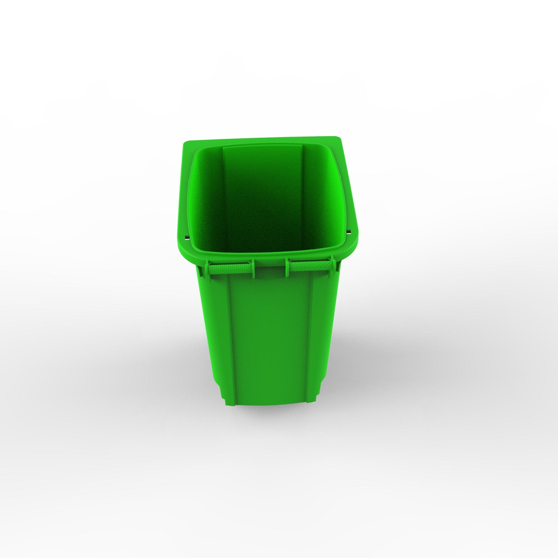 Plastic Square Dustbin Mould