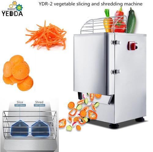 YDR-2 Vegetable Slicing and Shredding Machine