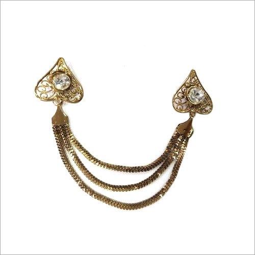 Sherwani Brooch Pin