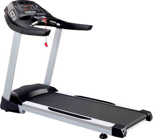 The Rock Commercial Ac Motorized Treadmill