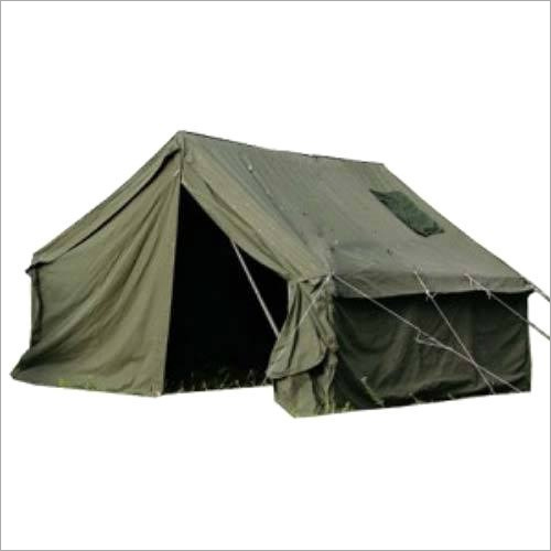 Green Polyester Army Tent