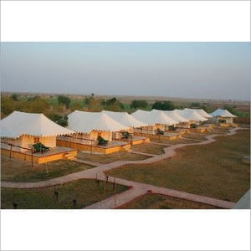 Canvas Resort Tent