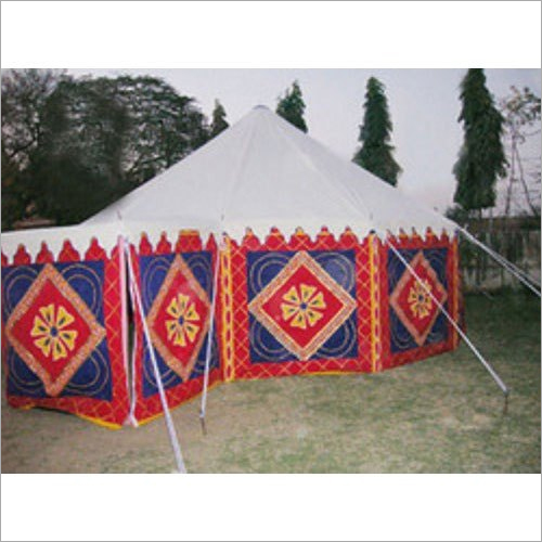 Canvas Wedding Shamiyana Tent