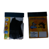 Cotton Face mask 2 layer