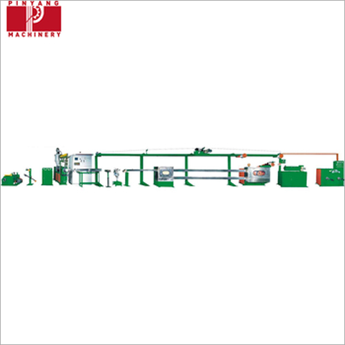 Electricity Power Cable Extruder Machine