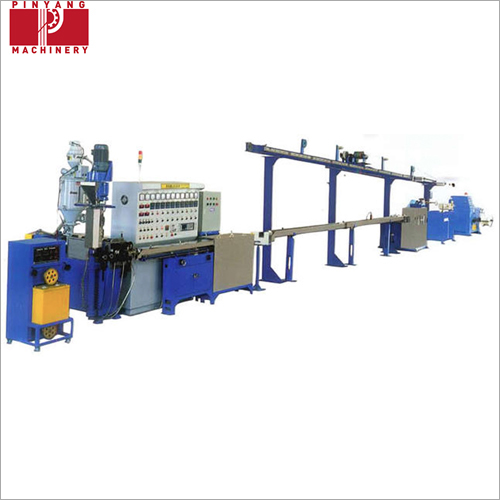 Pvc Cable Extruder Machine Cable Sheath Extruder