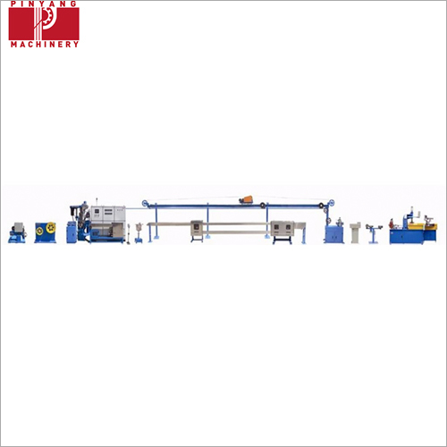 High Speed And Efficiency Data Cable Making Machine
