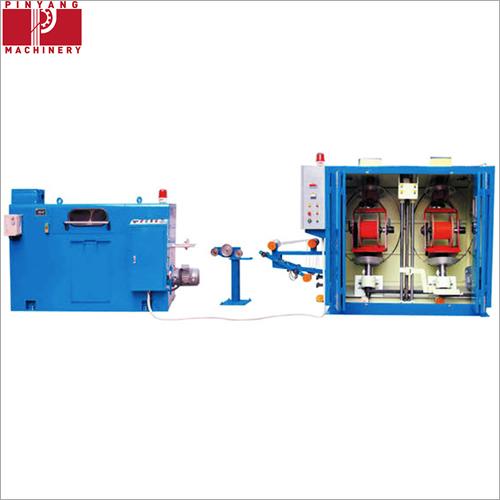 Pair Twist And Back Twist Machine