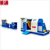 Automatic Cantilever Single Stranding Wire and Cable Twisting Machine