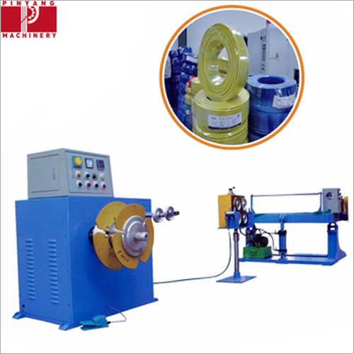 PY-Semi-Automatic Coiling Machine