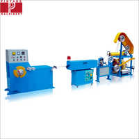 Automatic Wire and Cable Coiling Machine