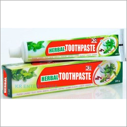 200 gm Herbal Toothpaste