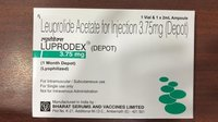 Luprodex 3.75mg