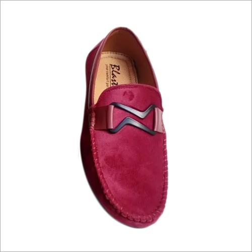 Mens Velvet Loafers