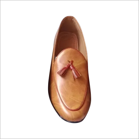 Mens Fancy Leather Loafers