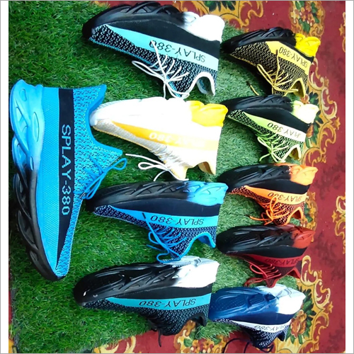 Mens Gym Trainers Shoes