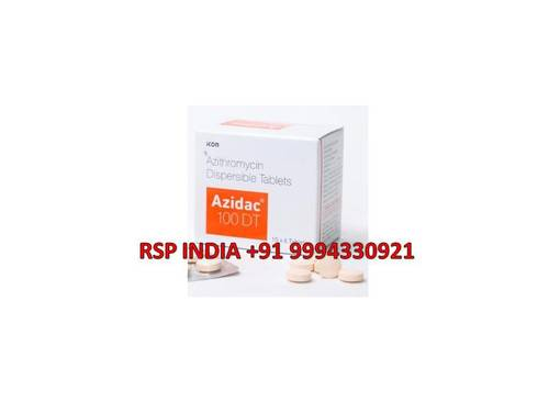 Azidac 100dt Tablet