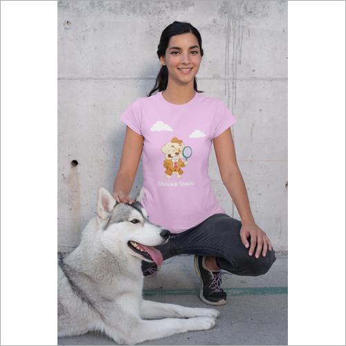 Ladies Funky PInk T-Shirts
