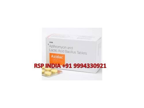 Azidac 250mg Tablet