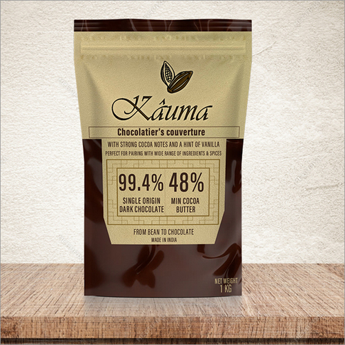 Professional 99.9 Percent Chocolate Cocoa Beans Vanilla Essence Couverture