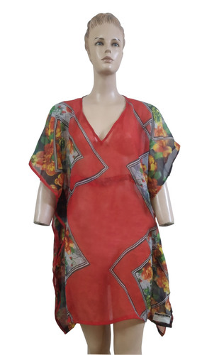 Polyester Printed Tunic