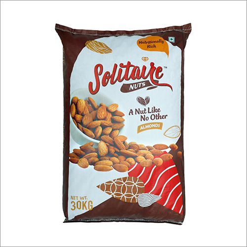 Solitaire chocolate Almonds