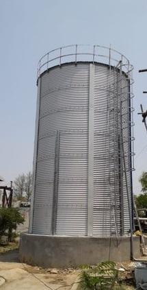 Zincalume Steel Water Tank