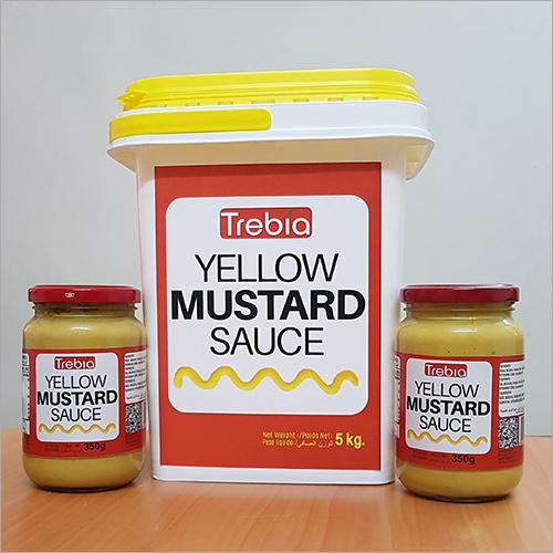 Yellow Mustard Sauce