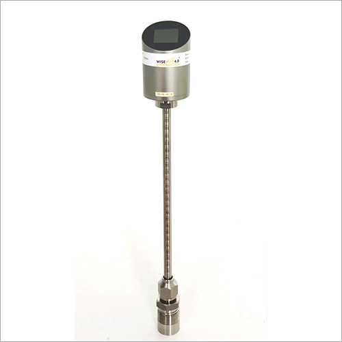 Insertion Type Thermal Mass Flow Sensor