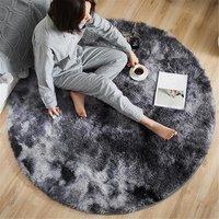 Round Living Room Carpet