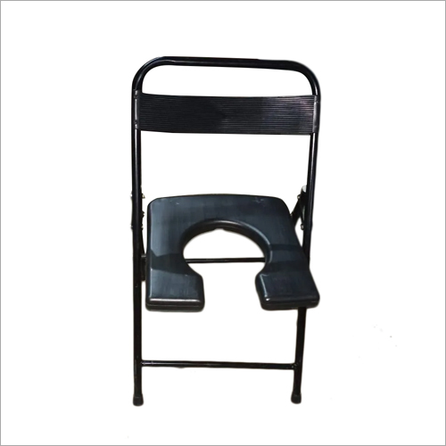 Commode Chair Without Handle