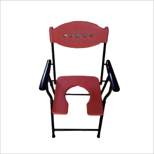 Heavy Commode Chair